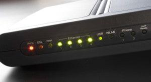Broadband router image