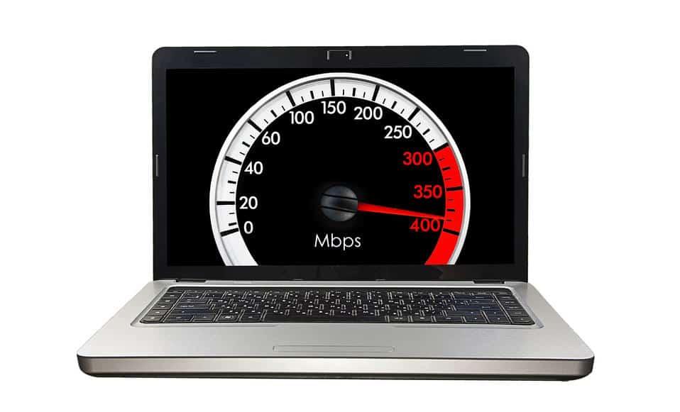 Improved broadband speed