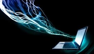 Broadband speed guide image