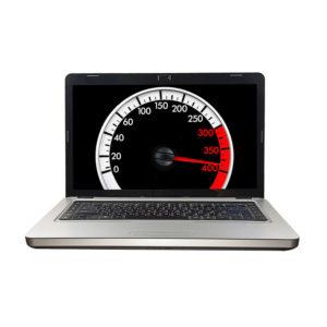 Speed test image