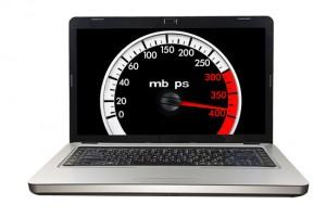 Photo representative of increasing broadband speed