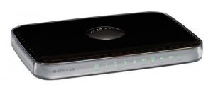Photo of the NETGEAR DGN3500