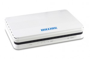 Photo of the Billion 7800 modem/router