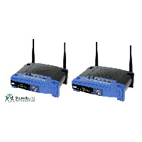 Two routers