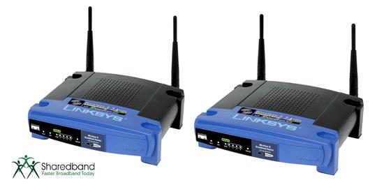 Bonded broadband