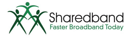 Logo for Sharedband