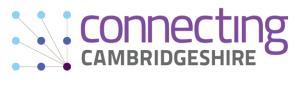 Logo for Connecting Cambridgeshire