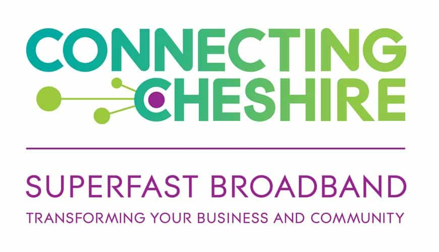 Fibre Broadband to 96% of Cheshire by End 2016