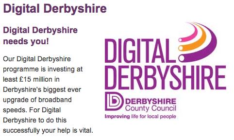 Digital Derbyshire