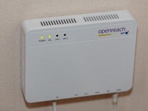 Bt Openreach modem