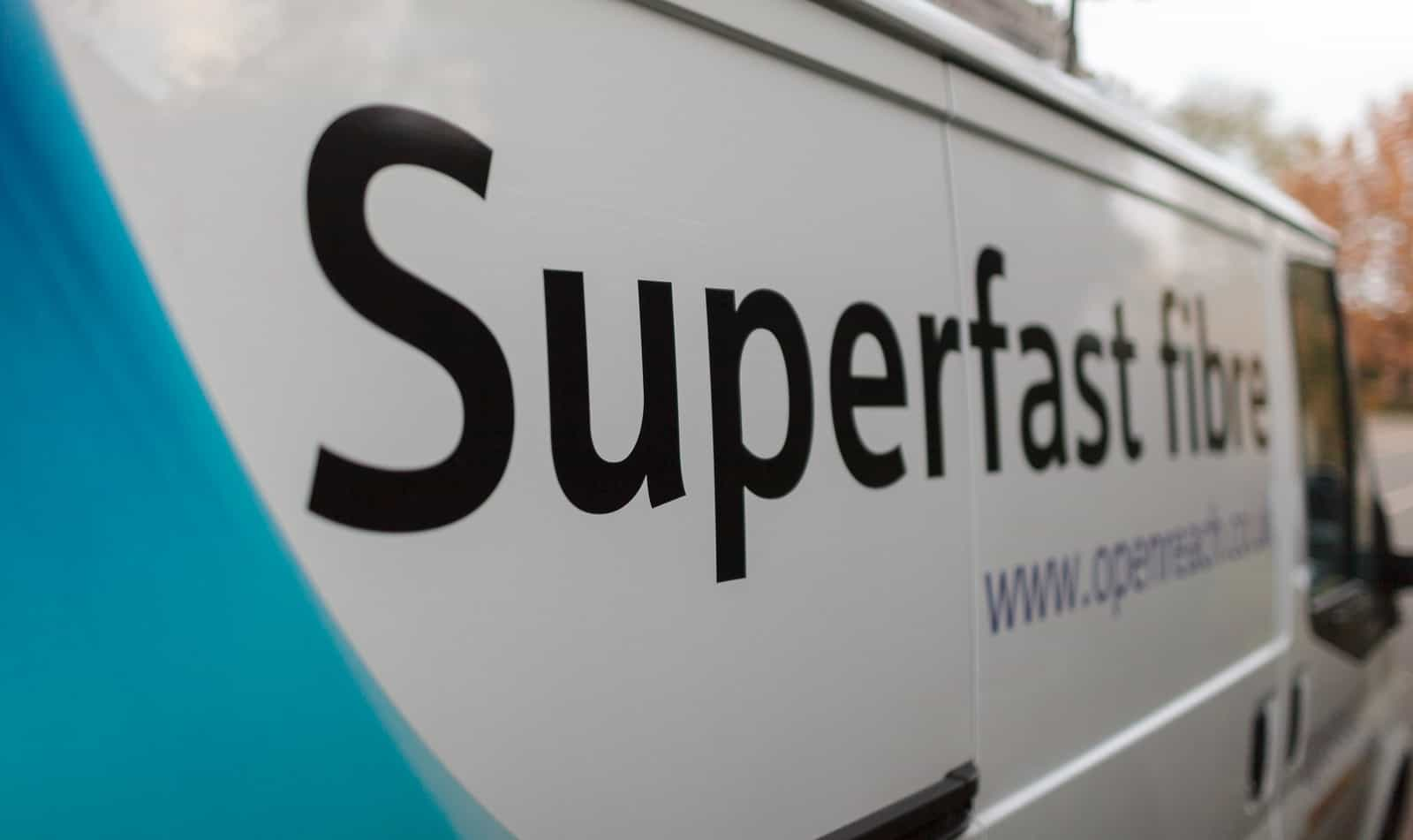 Superfast fibre