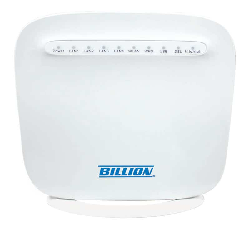 Billion 8800NL modem router