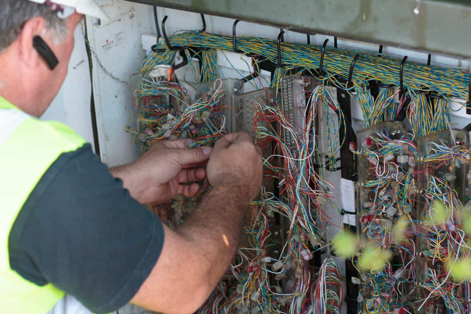 Vdsl2 Vectoring Crosstalk Crisis Increase Broadband Speed Vdsl Wiring Diagram First Connection