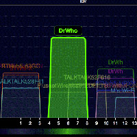 Screenshot from wireless scanner