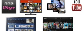 TV services offered from superfast broadband