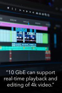 4k editing screen