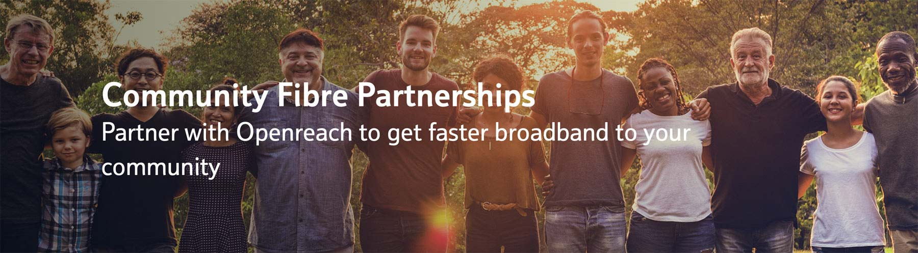 Openreach community partnerships