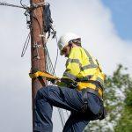 Full Fibre Broadband Installation